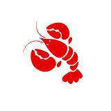 Aragoste scampi e altri crostacei