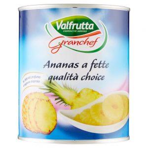 Ananas Sciroppata 14fette Granchef 4/4