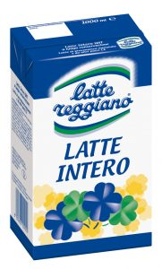 Latte Reggiano Intero/P.S. UHT 1L