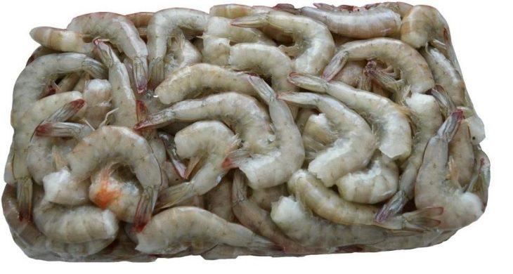 Coda di Mazzancolla Ecuador cong. confezione 2kg (varie pezzature)