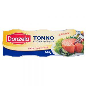 Tonno Donzela O.O. 3x80gr