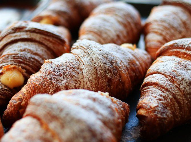 Croissant pronta cottura