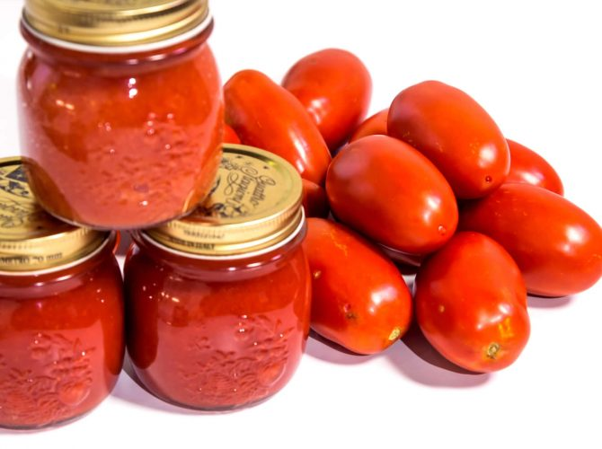 Pelati e conserve di pomodoro