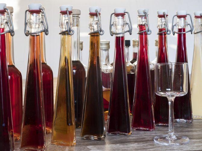 Liquori dolci e secchi