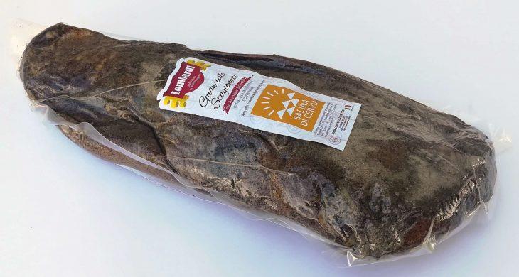 Guanciale Stagionato Intero Sottovuoto Lombardi (pezzo da 2,30 kg)