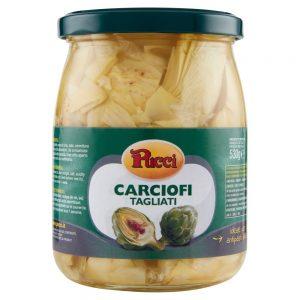 Carciofi Tagliati Pucci 530 g