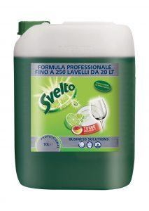 Svelto Liquido Più Professionale Limone 10 L