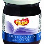 Frutti di Bosco allo Sciroppo 580 g