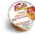 Polpa di Mela e Albicocca 100 g x 60 pz