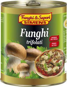 Funghi Champignon Trifolati Simens 780 gr