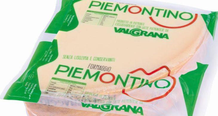 Formaggio Piemontino Kg 4