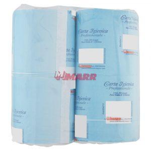 Carta Igienica 2 Veli 200 Strappi (confezione da 4 pz)