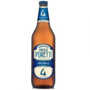 Birra Poretti 4 Luppoli 15×66 cl