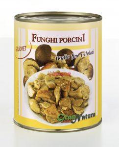 Funghi Porcini Trifolati Gourmet con Crema 4/4 Gran Natura