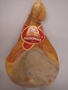 Prosciutto Stagionato Nazionale con Osso (pezzo da 9,50 kg)