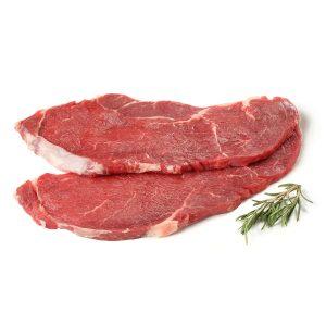 Bistecche di Controfiletto Fresche 1 kg (confezione da 4 fette da 250gr)