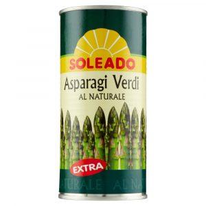 Asparagi Verdi al Naturale Soleado Gr 430