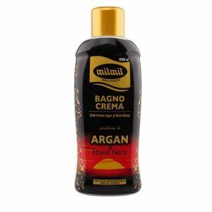 Bagno Crema Milmil Argan ed Ebano Litri 1